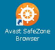Avast SafeZone Browser が勝手に登場