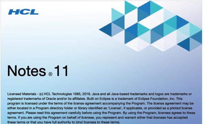 HCL(IBM)Notes 11 でメール受信時にポップアップが出ない