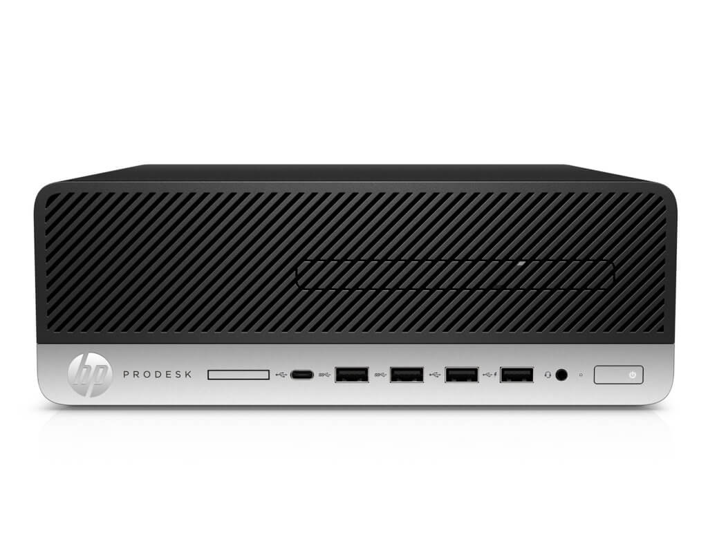 HP ProDesk 600 起動時に Failed to Create Conexant Audio Factory, The SmartAudio Will Now Exit のウィンドウが表示される